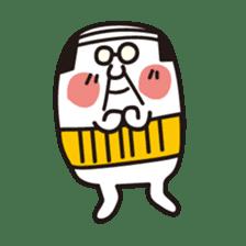 OYAJIN & OBATAN sticker #119454