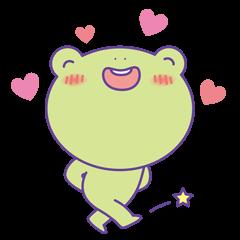 Yunchi's Frog