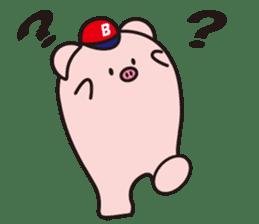 Boo  (Piglet) sticker #119768