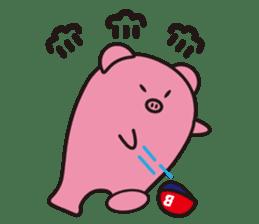 Boo  (Piglet) sticker #119772