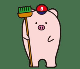 Boo  (Piglet) sticker #119776
