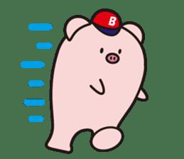 Boo  (Piglet) sticker #119797