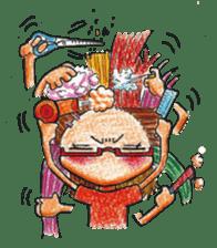 MEGAMORI!KAMICO-CHAN! sticker #119965