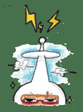 MEGAMORI!KAMICO-CHAN! sticker #119974