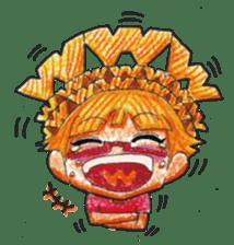 MEGAMORI!KAMICO-CHAN! sticker #119977