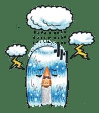MEGAMORI!KAMICO-CHAN! sticker #119981