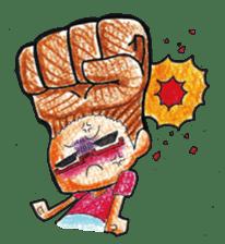 MEGAMORI!KAMICO-CHAN! sticker #119988