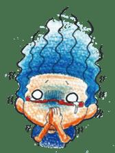 MEGAMORI!KAMICO-CHAN! sticker #119993