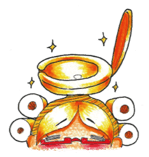 MEGAMORI!KAMICO-CHAN! sticker #119996