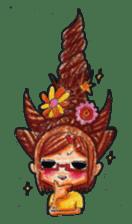 MEGAMORI!KAMICO-CHAN! sticker #119997