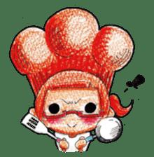 MEGAMORI!KAMICO-CHAN! sticker #119999