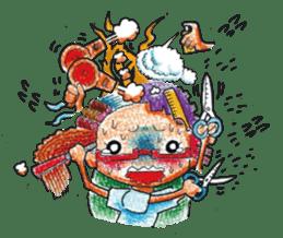 MEGAMORI!KAMICO-CHAN! sticker #120000