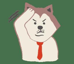 SHIBAYAMA & BUTAJIMA sticker #120045
