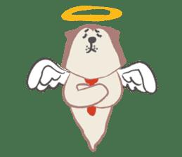 SHIBAYAMA & BUTAJIMA sticker #120056