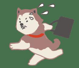SHIBAYAMA & BUTAJIMA sticker #120057