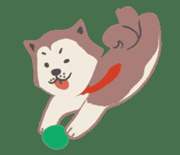 SHIBAYAMA & BUTAJIMA sticker #120061