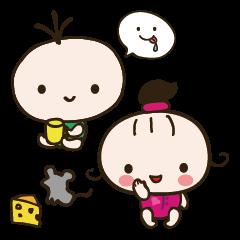 Baby Faery Cheese-chan