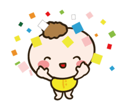 Baby Faery Cheese-chan sticker #120324