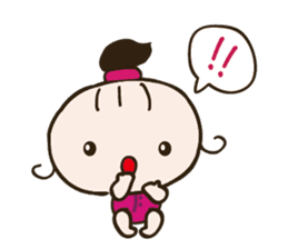 Baby Faery Cheese-chan sticker #120333