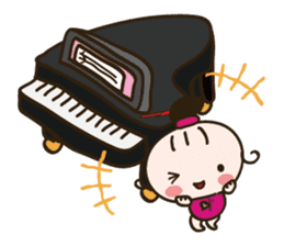 Baby Faery Cheese-chan sticker #120355
