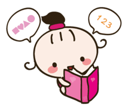 Baby Faery Cheese-chan sticker #120356