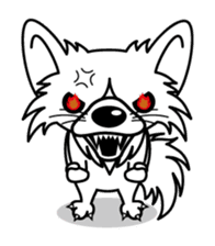 """The little Rascal """"Hime"""" sticker #120366"""