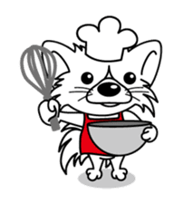 """The little Rascal """"Hime"""" sticker #120371"""