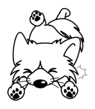 """The little Rascal """"Hime"""" sticker #120372"""