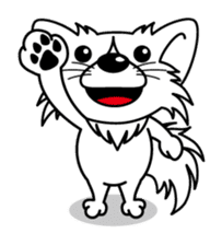 """The little Rascal """"Hime"""" sticker #120379"""