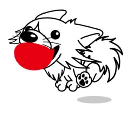 """The little Rascal """"Hime"""" sticker #120395"""