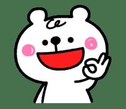 Shirokuma-Pentan sticker #120846