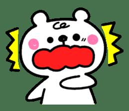 Shirokuma-Pentan sticker #120850