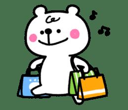 Shirokuma-Pentan sticker #120857