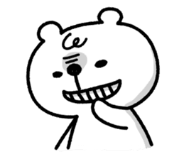 Shirokuma-Pentan sticker #120867