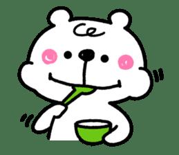 Shirokuma-Pentan sticker #120869