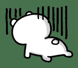 Shirokuma-Pentan sticker #120872