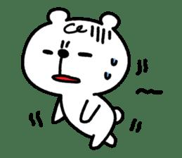 Shirokuma-Pentan sticker #120873
