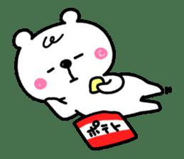 Shirokuma-Pentan sticker #120874