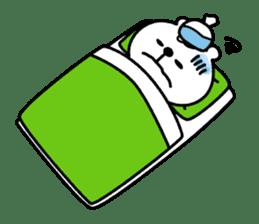 Shirokuma-Pentan sticker #120875