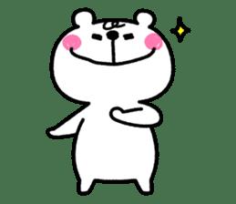 Shirokuma-Pentan sticker #120876
