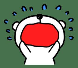 Shirokuma-Pentan sticker #120880