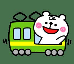 Shirokuma-Pentan sticker #120883