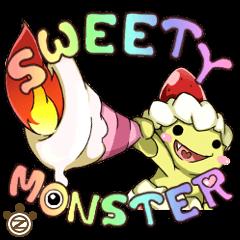 [SWEETY MONSTER]