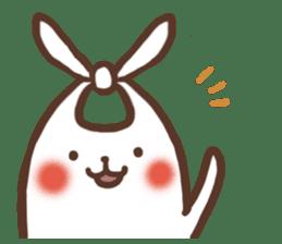 usagi&nekosuke sticker #121765