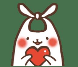 usagi&nekosuke sticker #121770