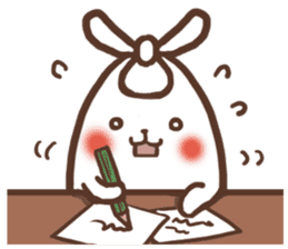 usagi&nekosuke sticker #121775