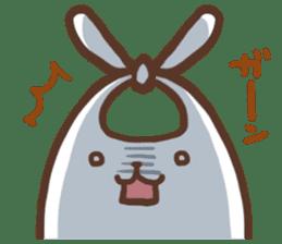 usagi&nekosuke sticker #121788