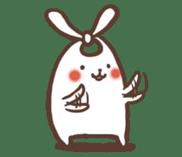 usagi&nekosuke sticker #121791