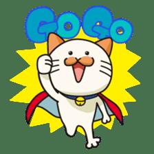 Supernyan (cat) sticker #122420