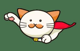Supernyan (cat) sticker #122421